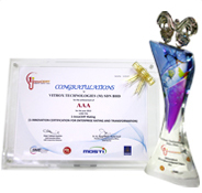 1 InnoCERT: ICT & Software Development Category - SME Innovation Award 2012