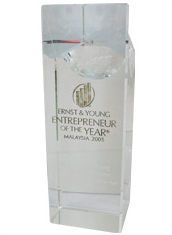 Ernst & Young Entrepreneur of the Year 2005