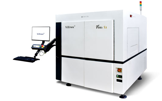pcb smt assembly 3d x-ray inspection system (axi)